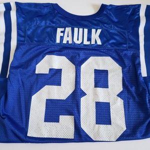 Vintage Marshall Faulk Colts Jersey